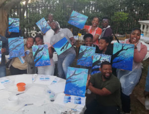 Group Painting Events